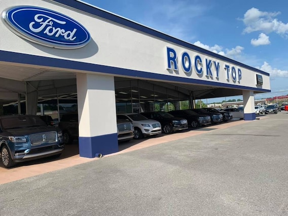 Rocky Top Auto >> About Rocky Top Ford A Ford Dealership In Sevierville
