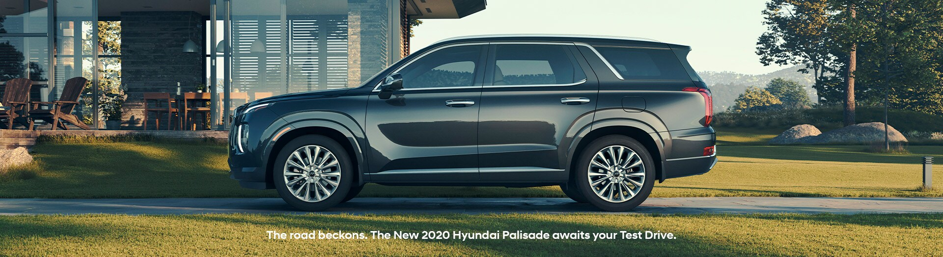 Test Drive the 2020 Hyundai Palisade in Surprise, AZ