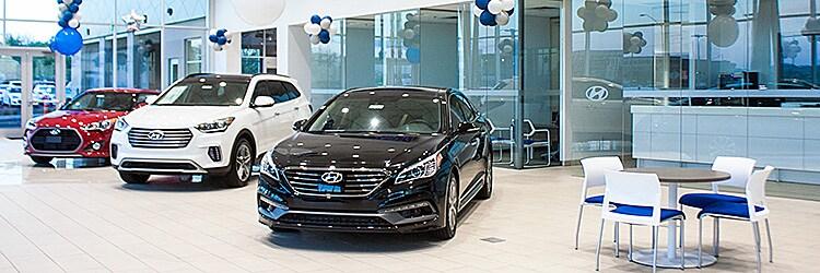 New Hyundai Dealers Near Peoria AZ