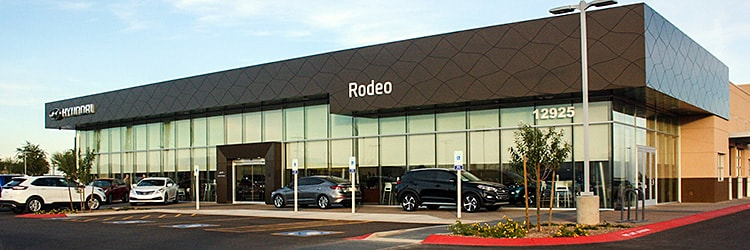 New Hyundai Dealers Near Glendale AZ