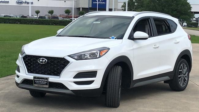 New 2019 Hyundai Tucson For Sale At Hyundai Kyle Vin