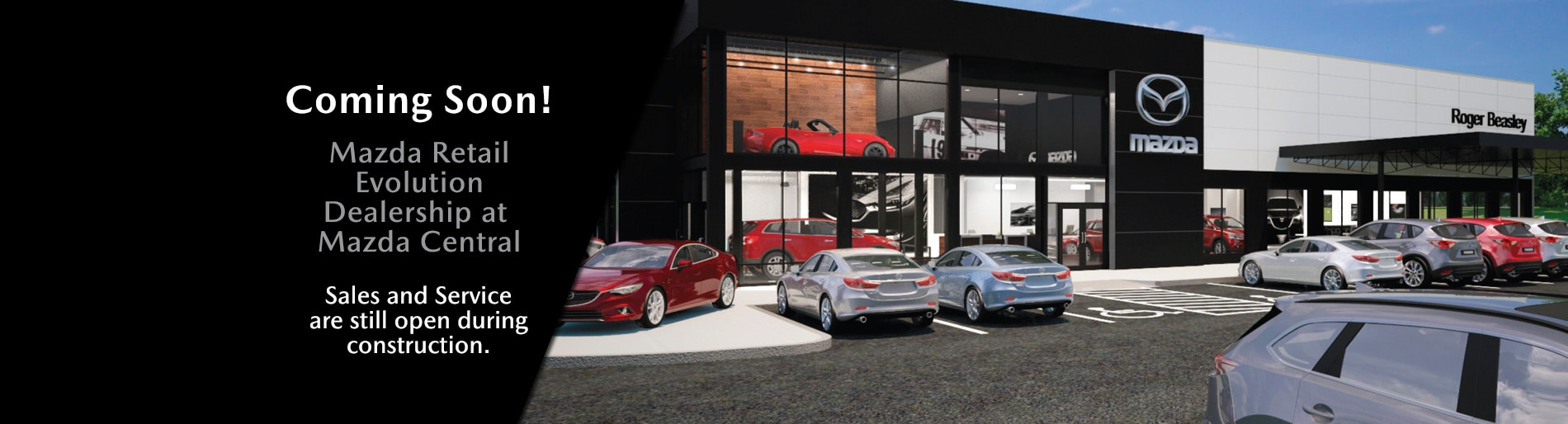 Roger Beasley Mazda Central >> New Mazda Car Dealership serving Austin Texas