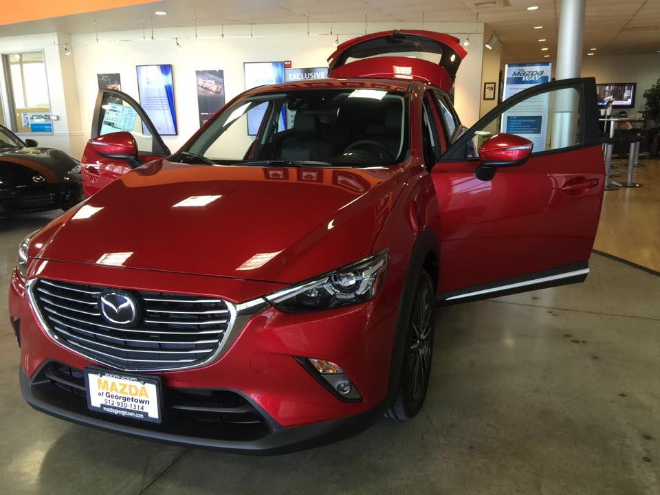 We Couldnu0027t Get This Beautiful Mazda On Our Showroom Floor Fast Enough; And  All Of Us At Roger Beasley Mazda Of Georgetown Have Taken Quite A Few  Pictures.