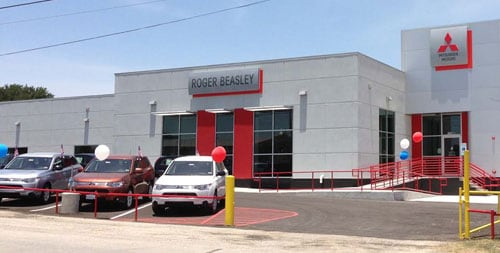 About Roger Beasley Mitsubishi South