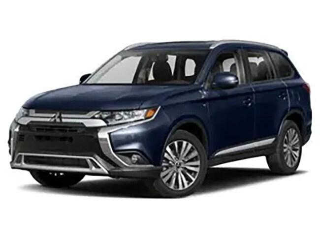 2019 Mitsubishi Outlander SEL 2.4 2WD CUV