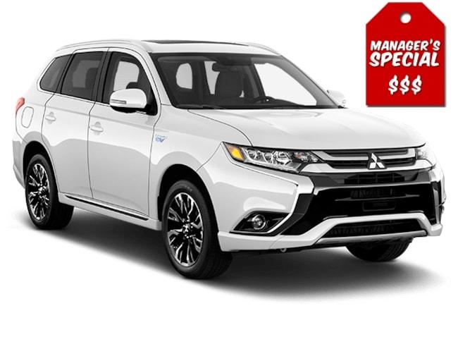 2018 Mitsubishi Outlander PHEV SEL AWC CUV