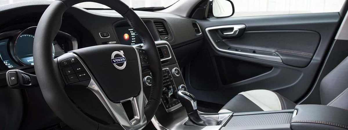 Experience 2018 Volvo S60 Interior Luxury