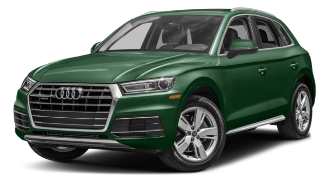 2019 Volvo XC40 vs. 2018 Audi Q5 | Luxury Crossover Comparison