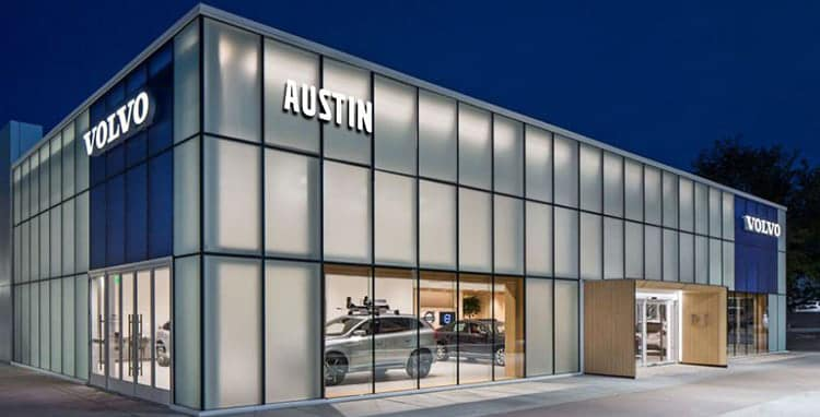 We've Moved to 7216 N Interstate Hwy 35 | Volvo Cars of Austin