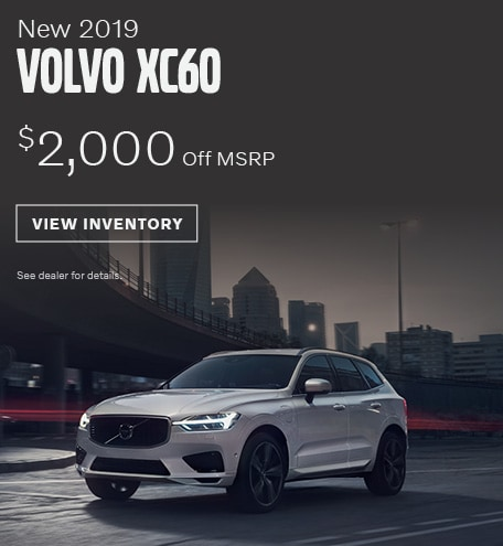 New 2019 Volvo XC60 | Volvo Cars of Austin