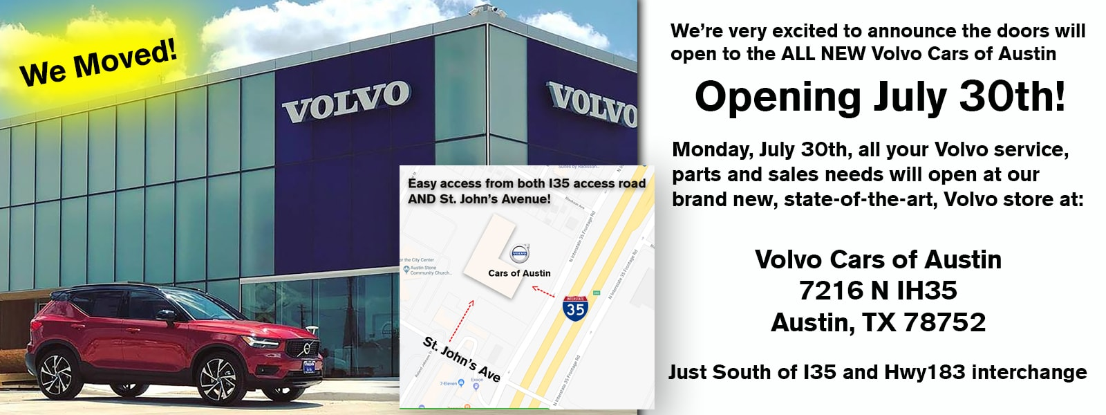 Volvo Dealership in Austin, TX | Sales and Service | Volvo Cars of ...