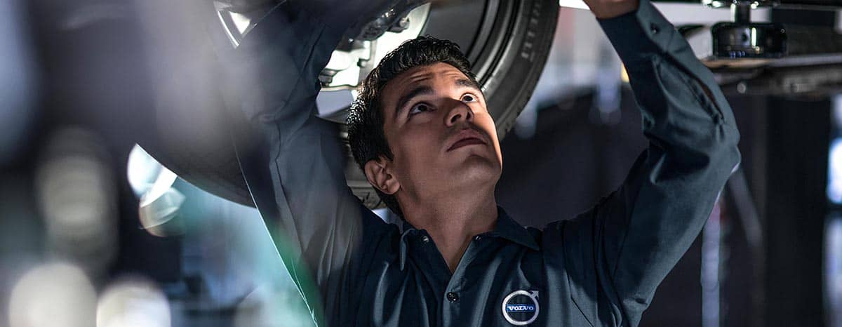 Volvo Service Mechanic