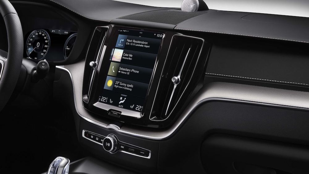2019 Volvo Xc60 Interior Features Volvo Cars Of Austin