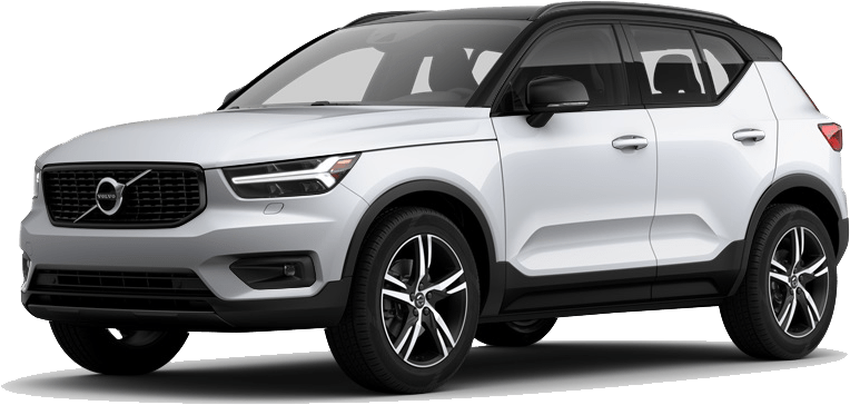 2019 Volvo XC40 R-Design Trim
