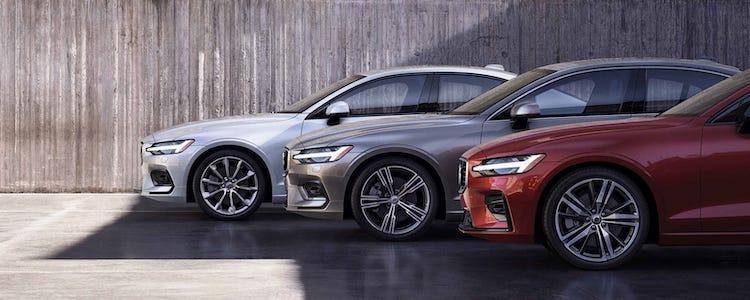 New 2019 Volvo S60 Trims