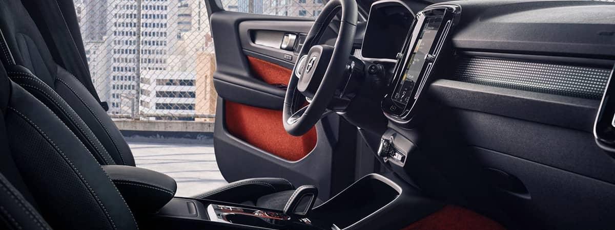 2019 Volvo XC40 Interior Features | Volvo Cars of Austin