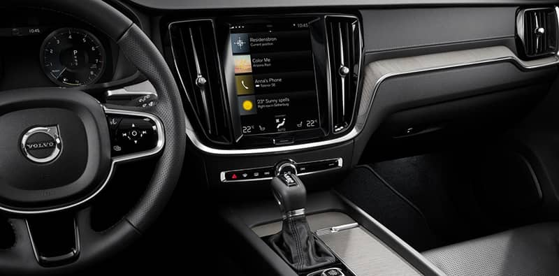 2018 Volvo V60 Technology