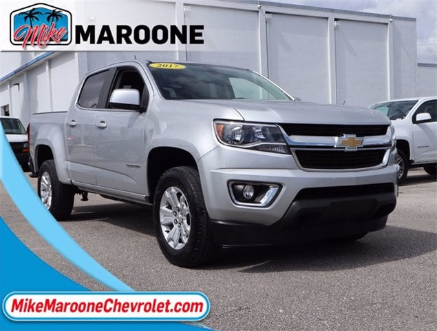 Used Chevrolet Colorado West Palm Beach Fl