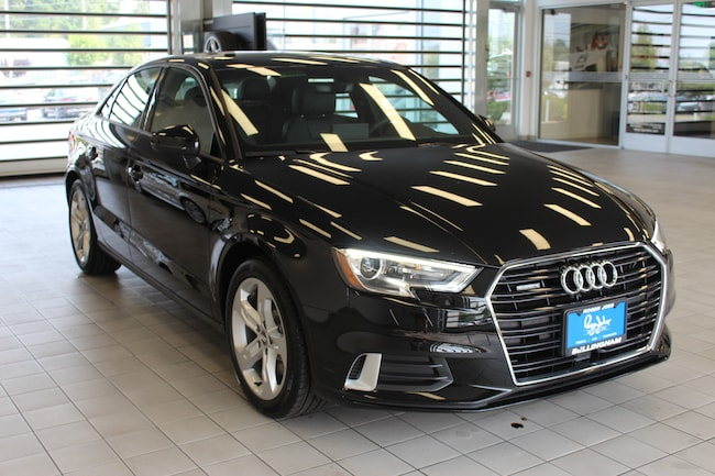 New 2018 Audi A3 Premium Sedan For Sale/Lease Bellingham, WA