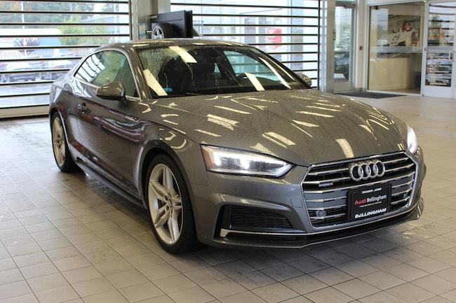 New 2018 Audi A5 Premium Plus Coupe For Sale/Lease Bellingham, WA