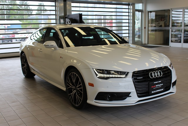 2018 Audi A7 Premium Plus Hatchback for sale in Bellingham, WA
