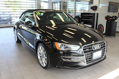 2015 Audi A3 2.0T Premium Plus Cabriolet For sale in Bellingham, WA