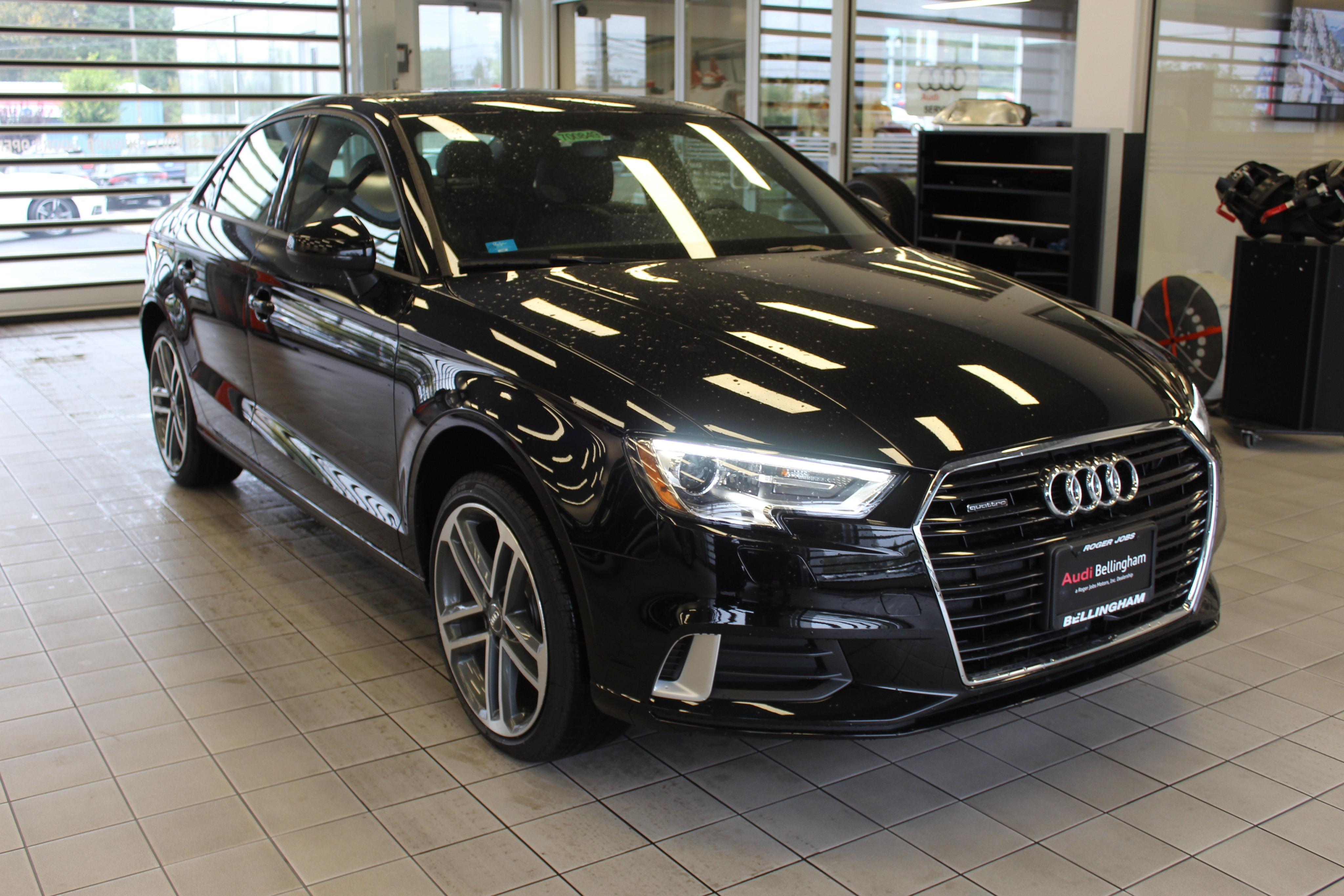 New 2018 Audi A3 For Sale Lease Bellingham WA