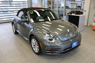 2017 Volkswagen Beetle Convertible 1.8T S Convertible