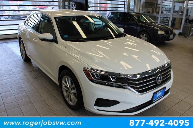 New 2020 Volkswagen Passat 2.0T S Sedan Bellingham