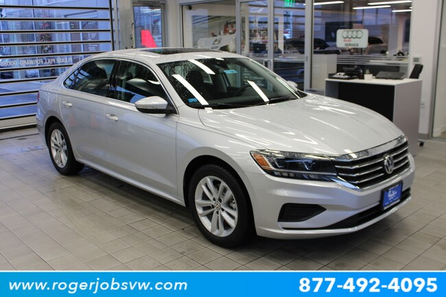 New 2020 Volkswagen Passat 2.0T SE Sedan Bellingham
