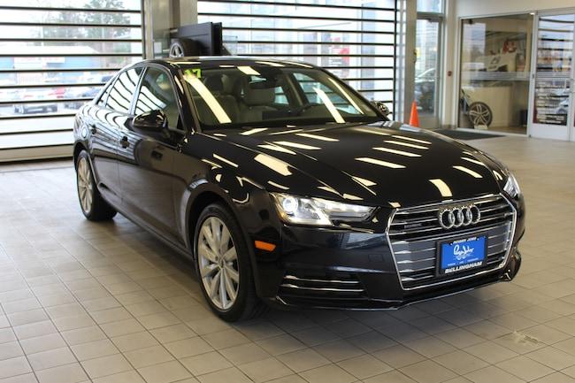 2017 Audi A4 Premium Car