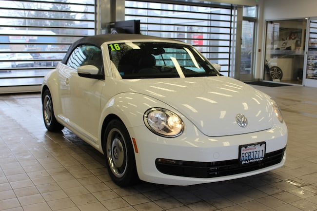 2016 Volkswagen Beetle Convertible 1.8T Denim Convertible