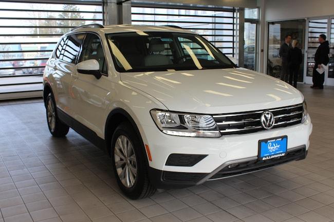 New 2019 Volkswagen Tiguan SE SUV Bellingham