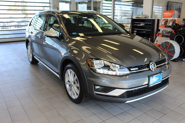 New 2019 Volkswagen Golf Alltrack SE Wagon Bellingham