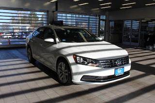 2019 Volkswagen Passat 2.0T Wolfsburg Edition Sedan