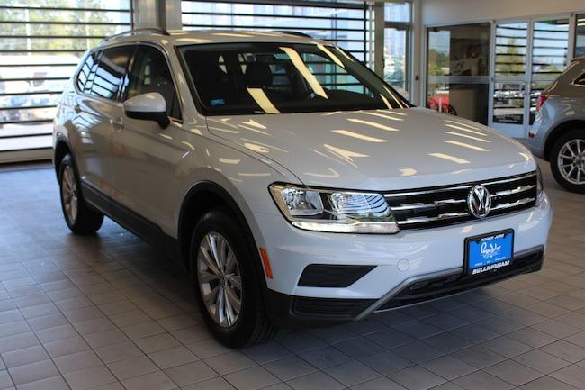 New 2019 Volkswagen Tiguan SEL R-Line SUV Bellingham