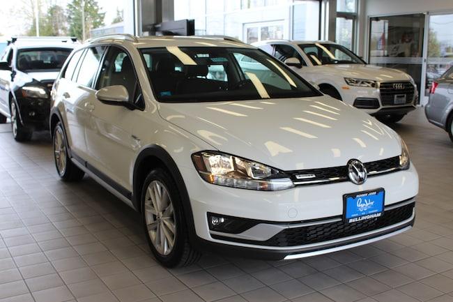 New 2019 Volkswagen Golf Alltrack S Wagon Bellingham
