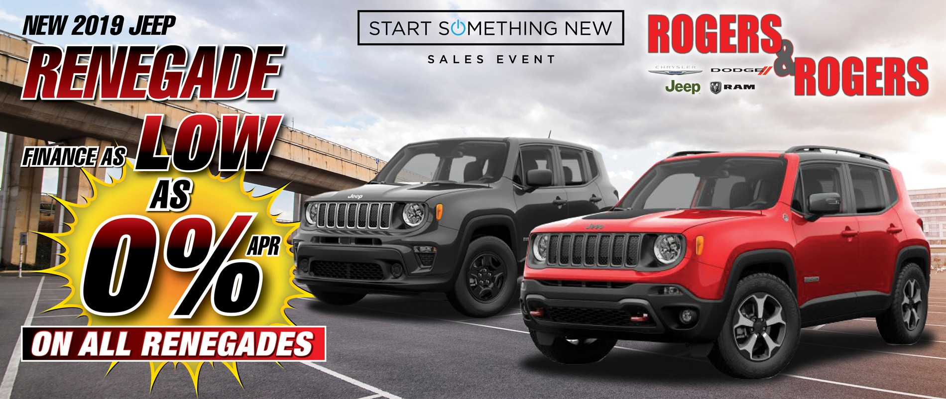 Jeep Renegade Lease Deal