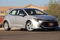 New 2019 Toyota Corolla Hatchback SE Hatchback in Easton, MD