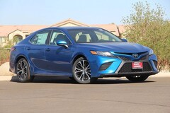 New 2018 Toyota Camry SE Sedan