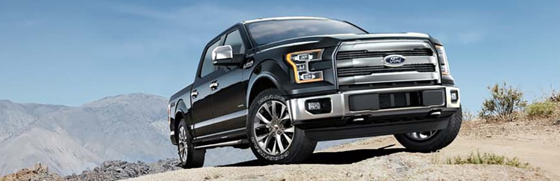 Used 2016 Ford Truck
