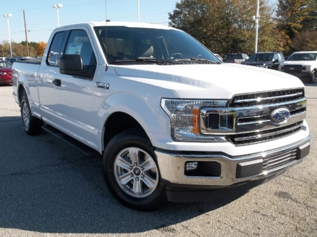 New 2018 Ford F-150 XLT 2WD Supercab 6.5 Box Truck SuperCab Styleside For Sale/Lease Gaffney, SC