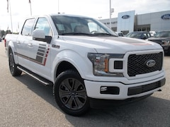 2018 Ford F-150 Lariat 4WD Supercrew 5.5 Box Truck SuperCrew Cab