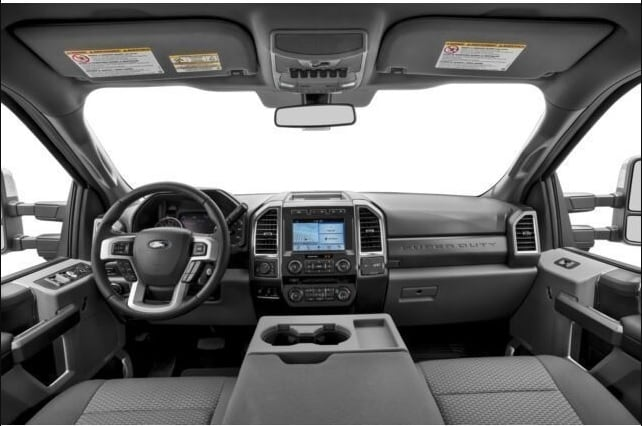 F-250 Interior Near Spartanburg