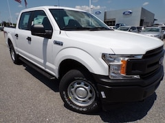 2019 Ford F-150 XL 4WD Supercrew 5.5 Box Truck SuperCrew Cab