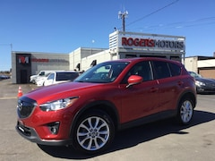 2015 Mazda CX-5 GT AWD - LEATHER - SUNROOF - REVERSE CAM SUV
