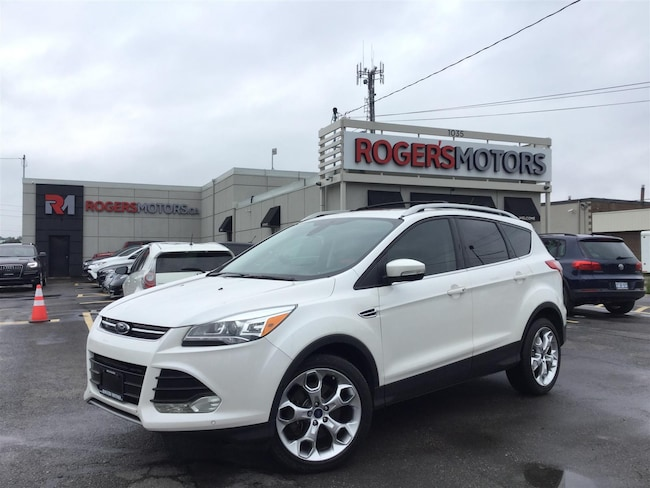 2016 Ford Escape TITANIUM 4WD - NAVI - PANO ROOF - SELF PARKING SUV