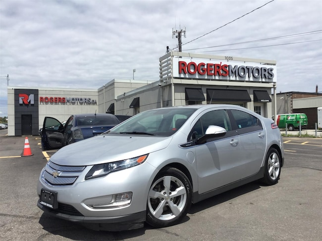 2014 Chevrolet Volt - HTD SEATS - BLUETOOTH Sedan