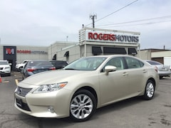 2013 LEXUS ES 300 - HYBRID - LEATHER - SUNROOF - REVERSE CAM Sedan