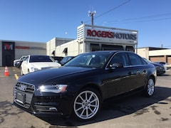 2014 Audi A4 2.0T QTRO - NAVI - LEATHER - SUNROOF Sedan